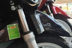 Dán tem năng lượng lên xe máy: Chỉ số 'ngốn xăng' chuẩn đến mức nào?