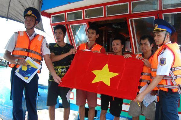 Cảnh sát biển Việt Nam khẳng định vai trò quan trọng đảm bảo quốc phòng - an ninh, góp phần phát triển kinh tế biển