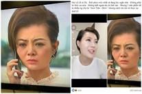 Thanh Hương lộ mặt rỗ khác hẳn lúc livestream PR kem dưỡng da
