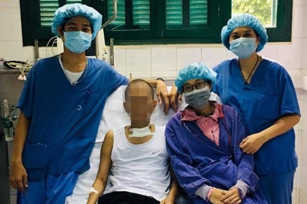Bệnh nhân thứ 8 tại Việt Nam được ghép phổi thành công