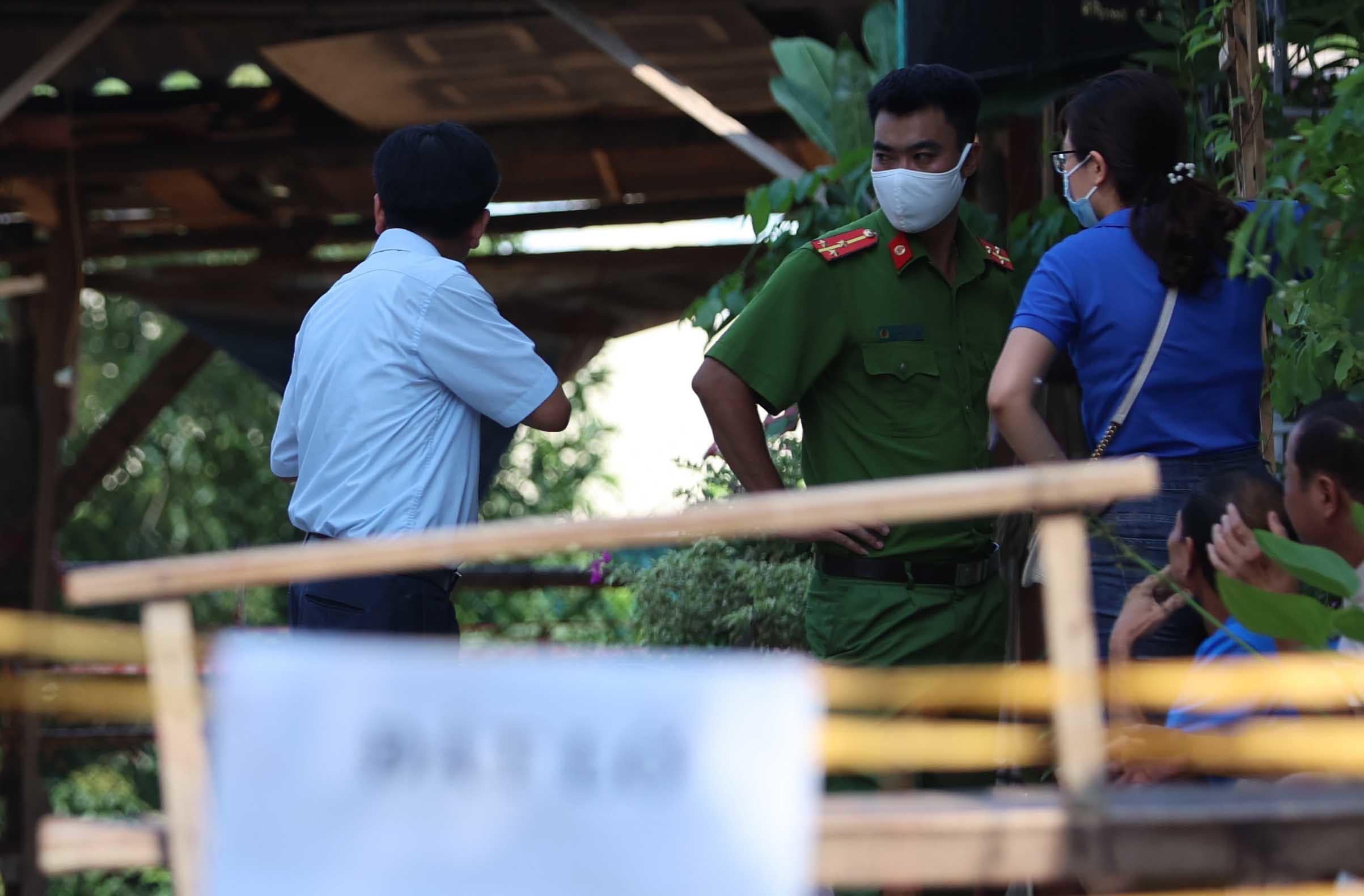 Danh tính 4 nạn nhân trong vụ sập công trình ở Phú Thọ
