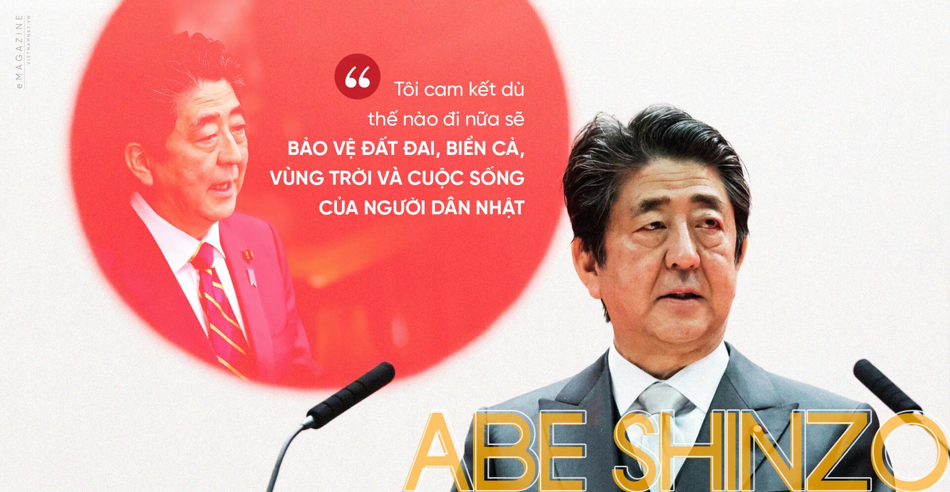 Thủ tướng Nhật,Shinzo Abe