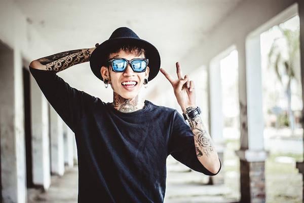 Tuổi trẻ ngông cuồng và giọt nước mắt của rapper Dế Choắt