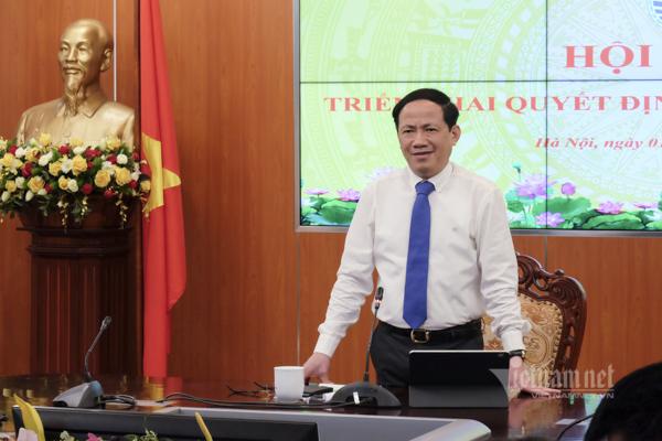 Bộ TT&TT biệt phái cán bộ làm Giám đốc Sở TT&TT tỉnh Hậu Giang