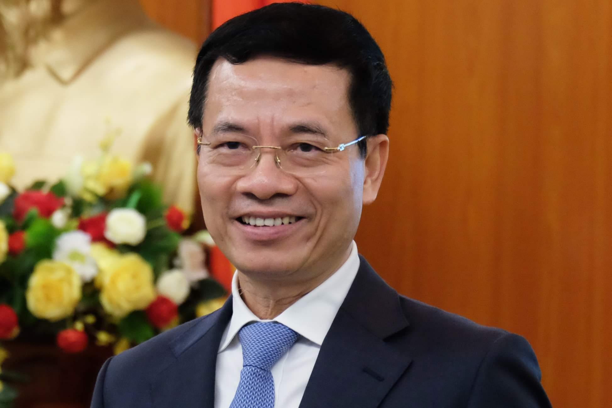 Tạm biệt Thứ trưởng Nguyễn Thành Hưng