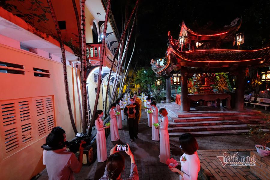 Lễ Vu Lan đặc biệt tại chùa Phúc Khánh