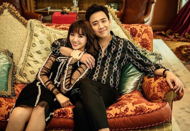 Hari Won: 'Trấn Thành làm quen ngay khi biết tôi vừa chia tay'