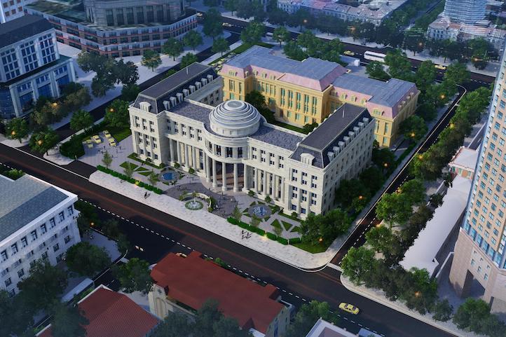 Không bán trụ sở cũ Toà án nhân dân tối cao lấy tiền xây trụ sở mới