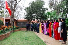 Lễ kỷ niệm 75 năm Quốc khánh 2/9 tại Nam Phi