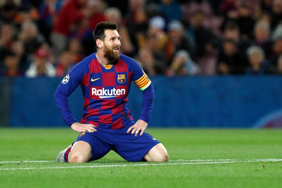 Messi gật đầu về Man City, hợp đồng 'siêu to khổng lồ'