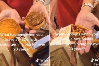 Burger và khoai tây McDonald's 24 năm không hỏng, hé lộ sự thật về 'tuổi thọ' của đồ ăn nhanh