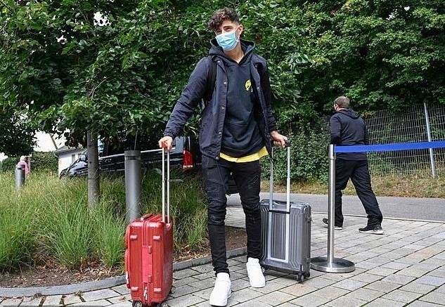 Kai Havertz xong kiểm tra y tế, ký Chelsea giá kỷ lục Ngoại hạng Anh