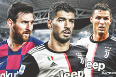 Luis Suarez chia tay Messi, sang Juventus làm đồng đội Ronaldo