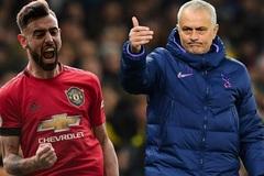 Bruno Fernandes phản ứng thế này, liệu Mourinho còn muốn mỉa mai