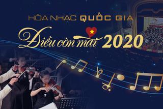 "Watch VietNamNet's concert ""Things Everlasting 2020"" online"
