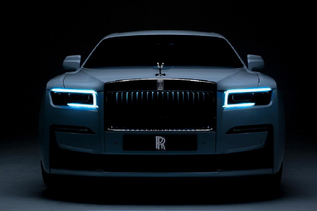 Rolls-Royce Ghost 2021 trình làng với loạt điểm nhấn ấn tượng