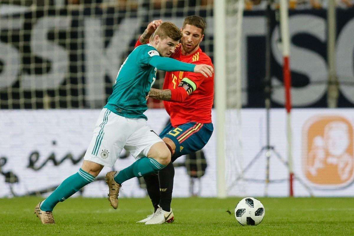 Đức vs Tây Ban Nha: Mở tiệc bàn thắng