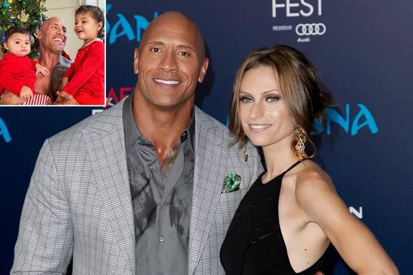 Cả gia đình tài tử Dwayne Johnson 'The Rock' nhiễm Covid-19