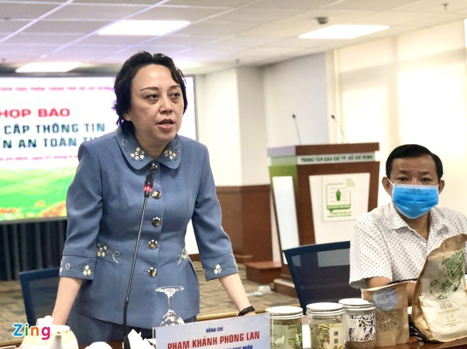 Hàng nghìn hộp pate Minh Chay còn ngoài thị trường