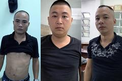 Ba thanh niên đi đòi nợ, đánh người bầm dập