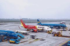 Phương án bay quốc tế đến Trung Quốc, Nhật Bản, Hàn Quốc