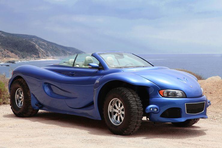 10 mẫu ô tô lập dị nhất từng được sản xuất