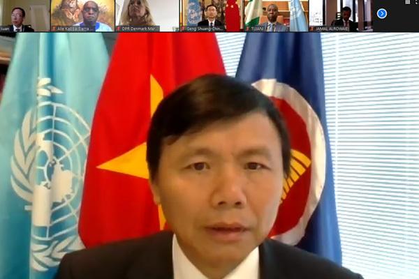 Phái đoàn Việt Nam tại New York tổ chức kỷ niệm Quốc khánh