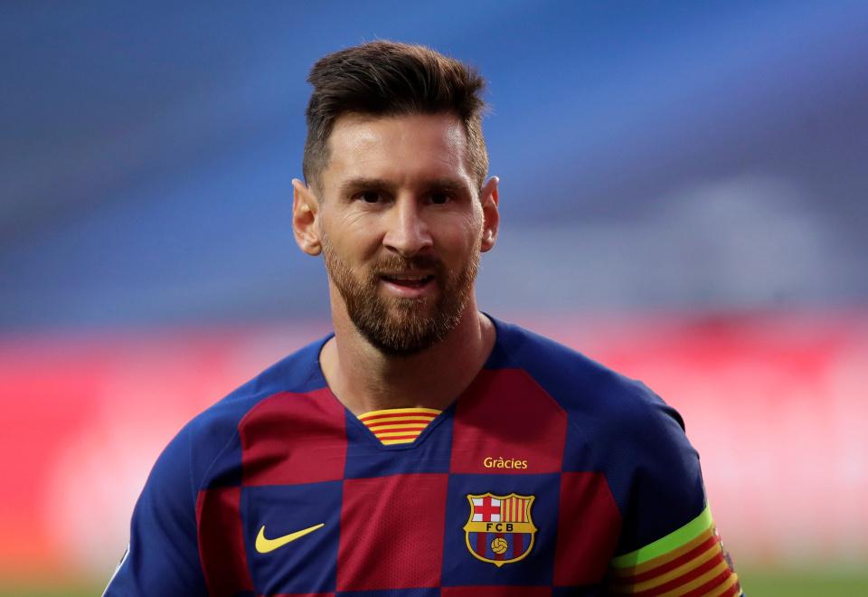 Lionel Messi rời Barca với mức phí 100 triệu euro