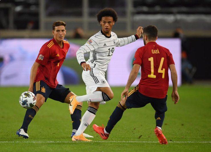 Lịch thi đấu bóng đá hôm nay 6/9: Tây Ban Nha đấu Ukraine