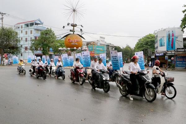 Hàm Yên: Nhiều cách lan tỏa chính sách BHXH đến người dân