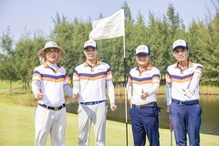 Golfer Nguyễn Thanh An giật hole in one 10 tỷ đồng