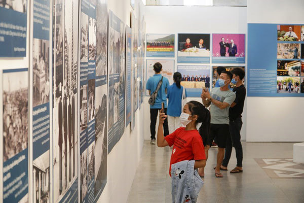 Vietnam's development path,75th anniversary of the August Revolution and Nati