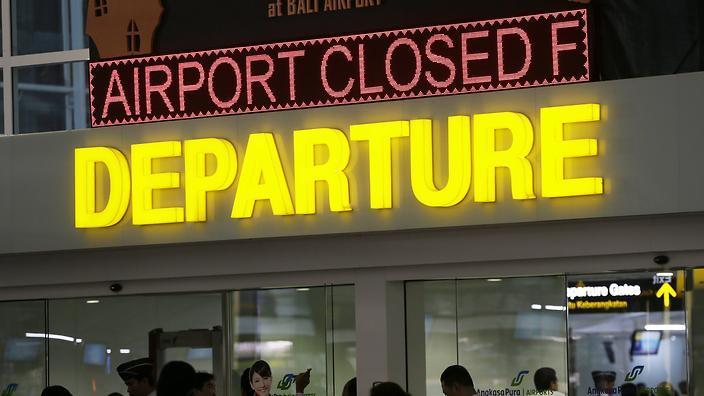 Tình huống nguy cấp, sân bay làm chuyện chưa từng có