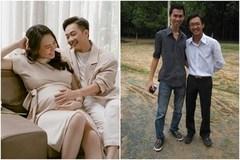 Đàm Thu Trang đẹp xuất sắc trước khi lâm bồn, Cường Đô La lột xác sau 10 năm