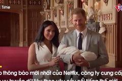 Netflix chi bao tiền để ký hợp đồng với cặp đôi Harry, Meghan?