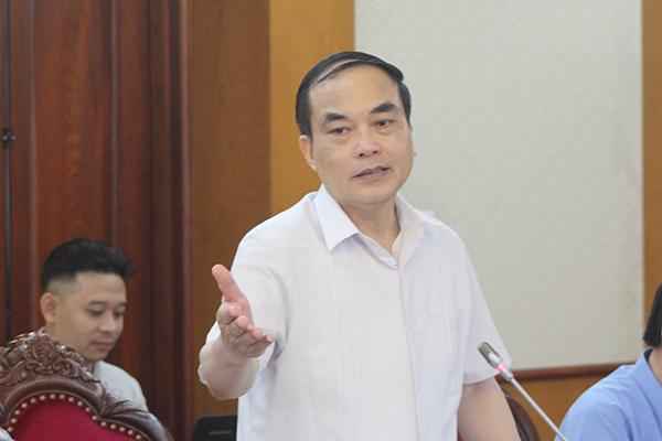 Ông Nguyễn Đức Chung bị bắt mới lộ ra cả vợ con có công ty sân sau