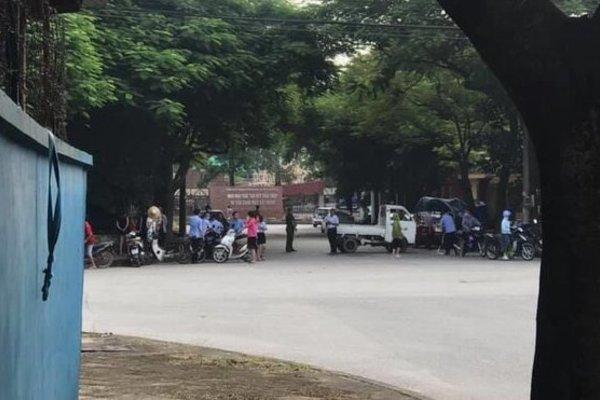 Nổ lớn tại khu công nghiệp Phú Thị ở Hà Nội, 1 người tử vong