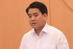 Former Hanoi mayor Nguyen Duc Chung involved in VND60bill loss-making cases