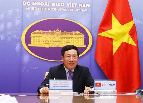 G20,Pham Binh Minh,Covid-19 pandemic