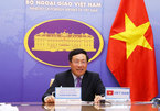 Vietnam calls for global cooperation in COVID-19 control at G20 meeting