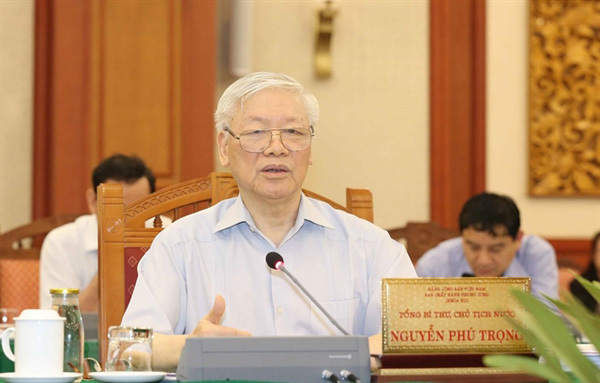 HCM City needs strong determination to become a regional economic hub: top leader