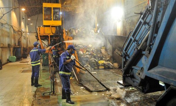 HCM City aims to sort outwaste woes