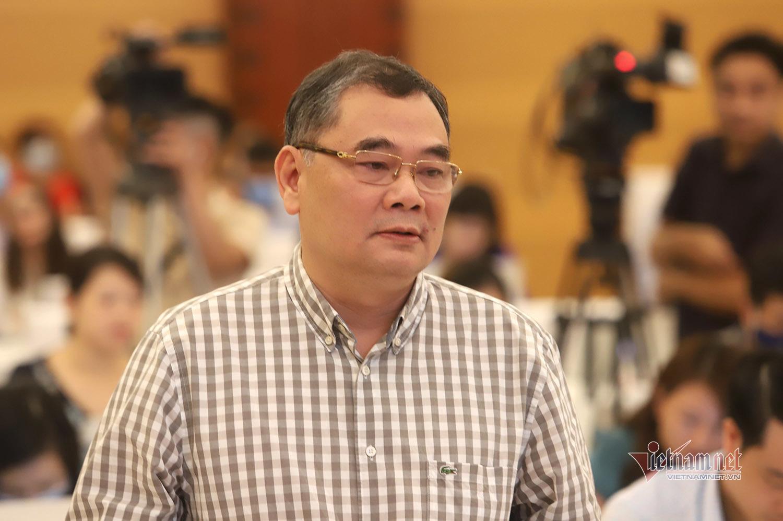 Ông Nguyễn Đức Chung liên quan đến việc gây thiệt hại hơn 60 tỷ đồng