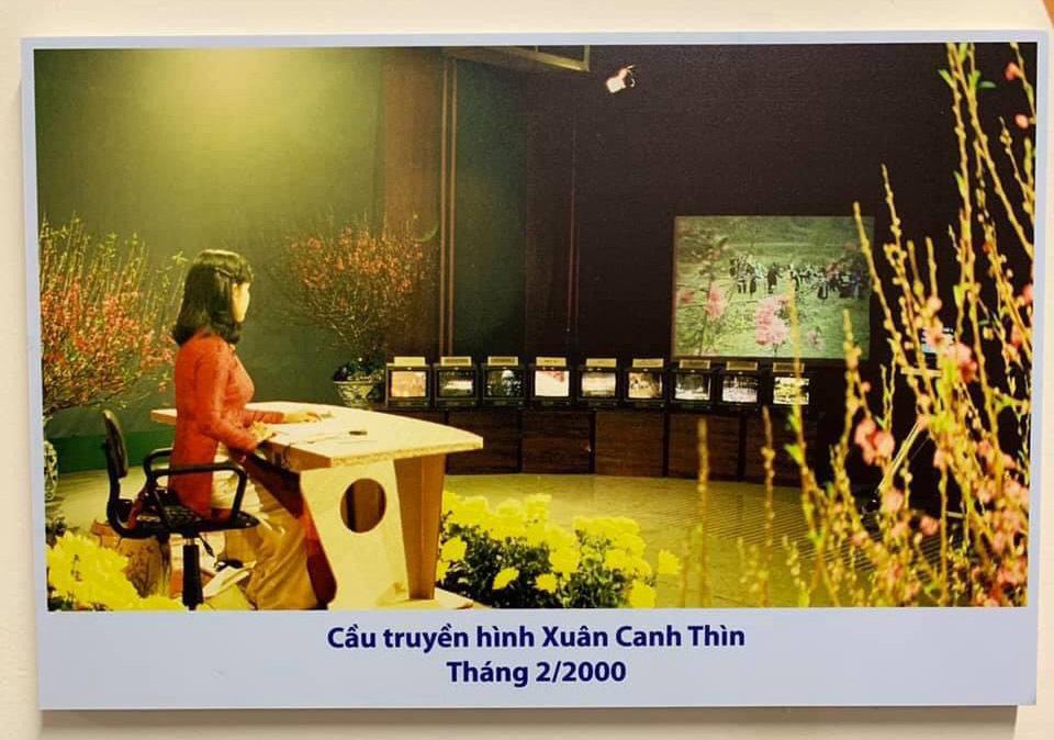 BTV Thu Uyên xúc động nhớ ngày làm thời sự VTV 20 năm trước