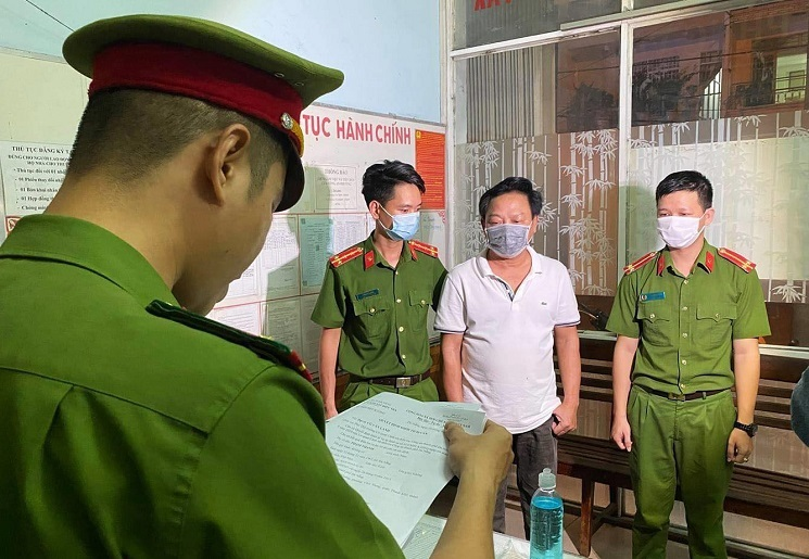 Bắt giam ông Phạm Thanh, doanh nhân có tiếng ở Đà Nẵng