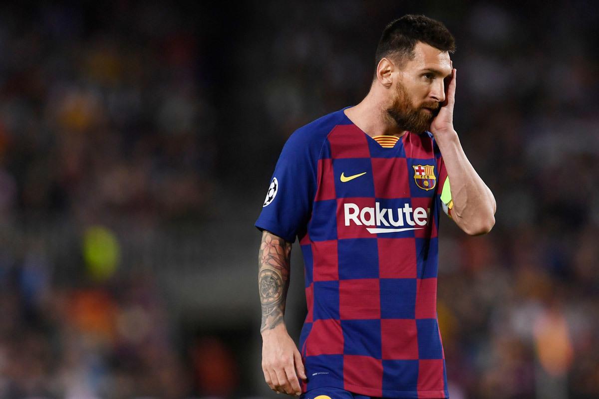 Messi xác nhận ở lại Barca đến năm 2021