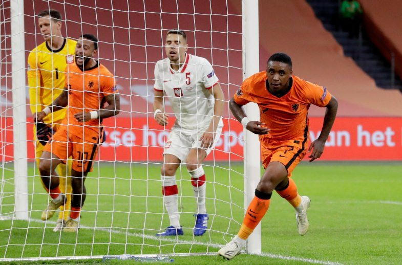 Hà Lan khởi đầu thuận lợi ở Nations League