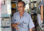 Ông lão mở tiệm sách '3 không' bên con đường đắt đỏ bậc nhất Sài Gòn