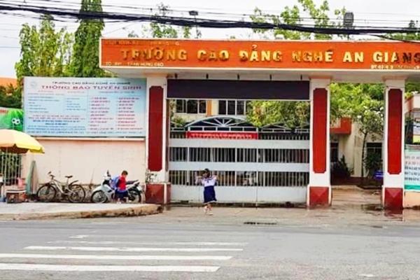 Kỷ luật nhiều cán bộ lãnh đạo ở tỉnh An Giang
