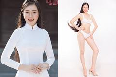Nữ sinh 9 điểm Văn tốt nghiệp, chân dài 1,12m thi Hoa hậu VN 2020